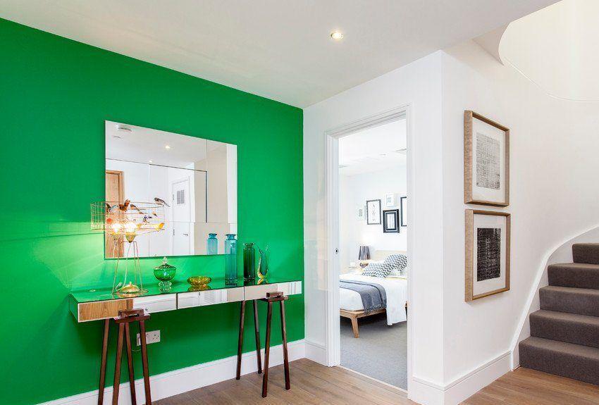 Come scegliere una pittura murale nell'appartamento ...