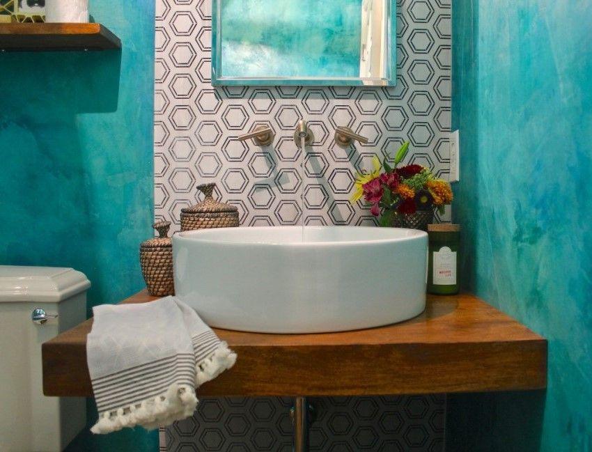 Pittura per il bagno: come scegliere l'opzione migliore ...