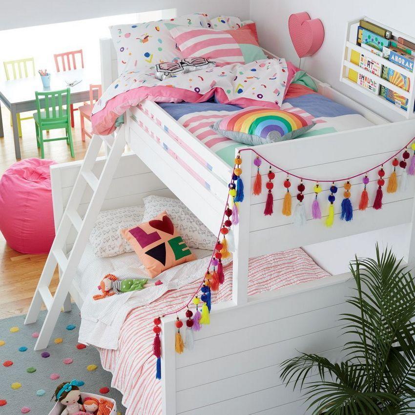 Letto a castello per bambini: idee per creare un angolo ...