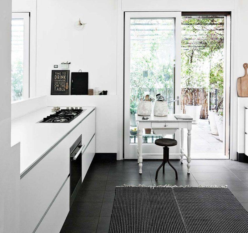 Piastrelle per pavimento per la cucina: foto e prezzi di ...