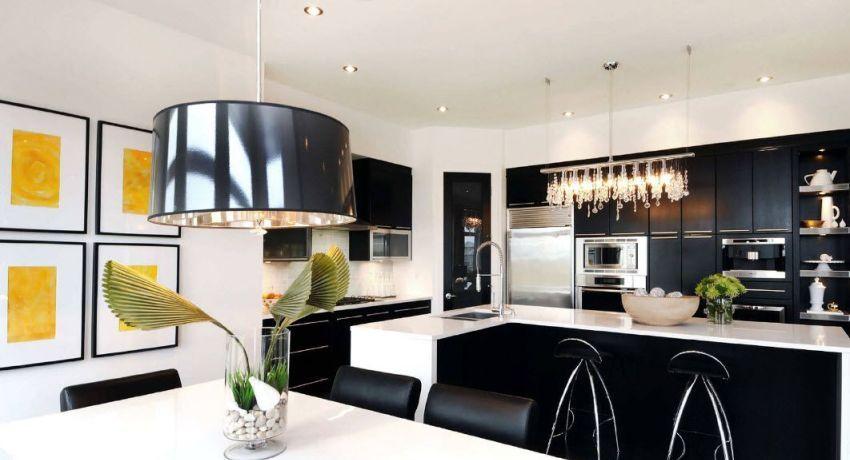 Lampadari a LED a soffitto per la casa, il loro ...